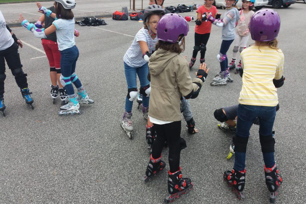 Skate With Centre de loisirs 2