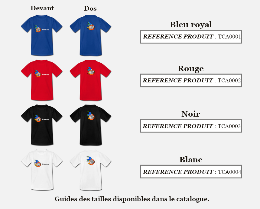 Skate With Couleurs Produit T-shirt Classic Ado