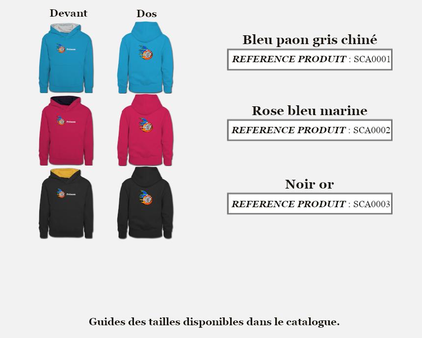 Skate With Couleurs Produit Sweat-shirt Classic Ado